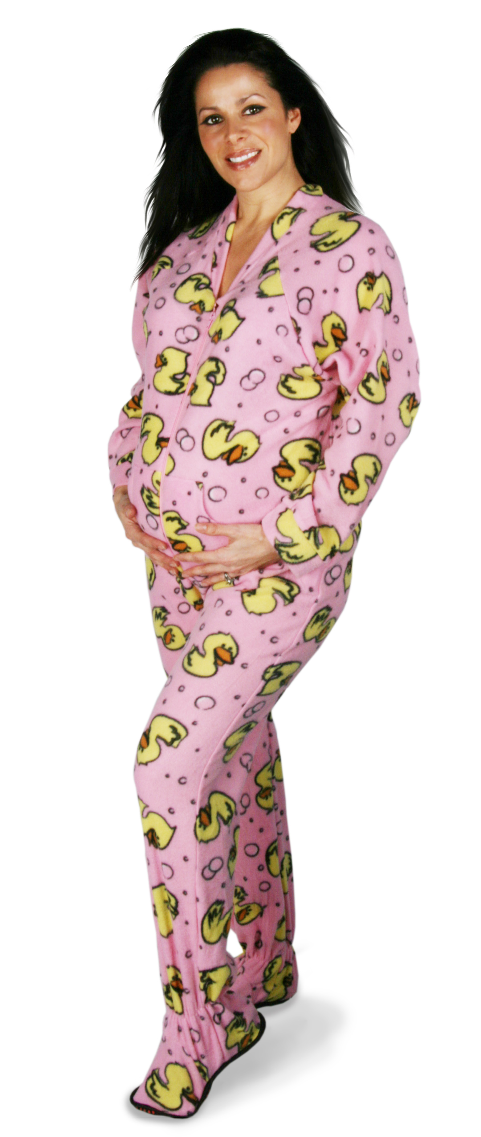 Footie Pajamas. Get ready for the coziest, comfiest PJs of them all. We've got footed pajamas for fun sleep gear for the whole family—from tiny tots to adults! Bedtime Jammies Keep the littlest ones in the family warm and comfortable in the chill of the colder months.